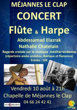 Affiche concert 10 aout 2